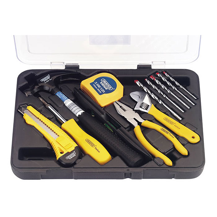 14 pc VALUE TOOL SET DRAPER   (AHA)