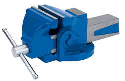 150MM ENGINEERS BENCH VICE  (G)