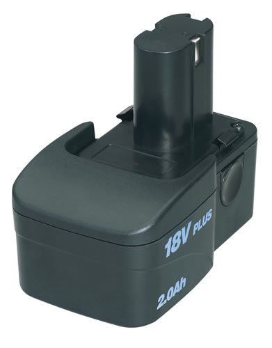 18V CORDLESS COMBI PLUS DRILL BATTERY PACK  (G)