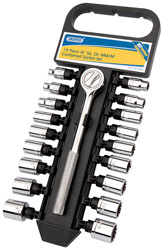 "19PC 3/8"" SOCKET SET 	(G)"
