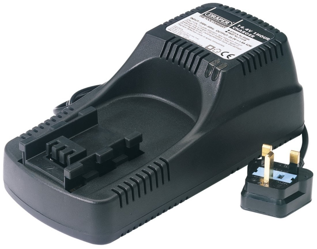 230V FAST CHARGER FOR 14.4V CORDLESS DRILL BATTERY  (AH)