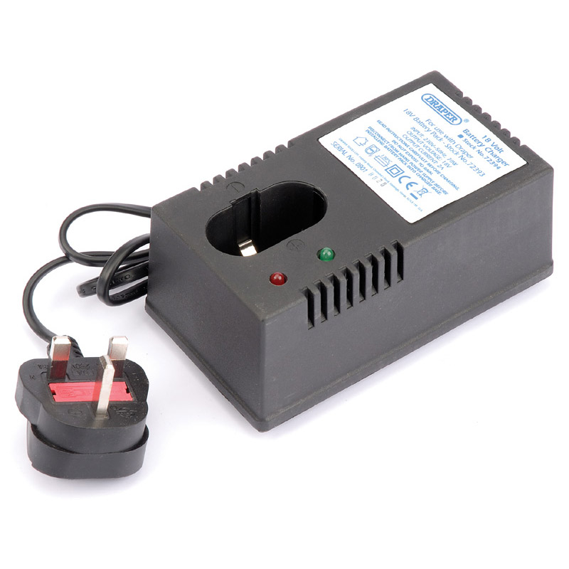 230V FAST CHARGER FOR 18V CORDLESS DRILL BATTERY  (AHA)
