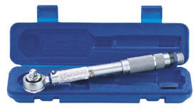 "3/8"" SQUARE DRIVE 10 - 80 NM OR 88.5 - 708 IN-LB RATCHET TORQUE WRENCH    (AH)"