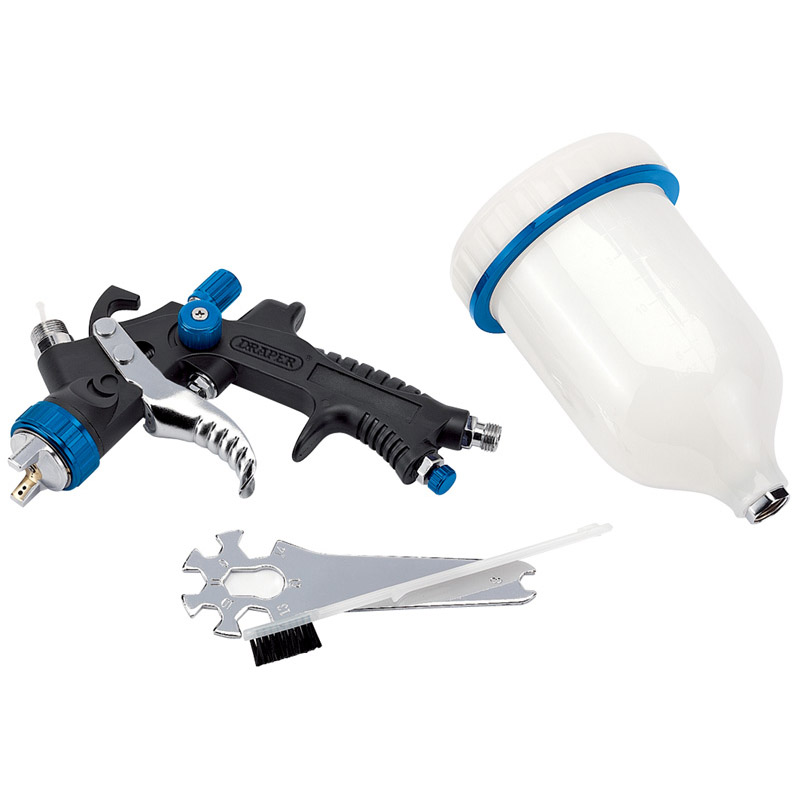 600MLGRAVITY FEED HVLP COMPSITE BODY AIR SPRAY GUN  (AHC)