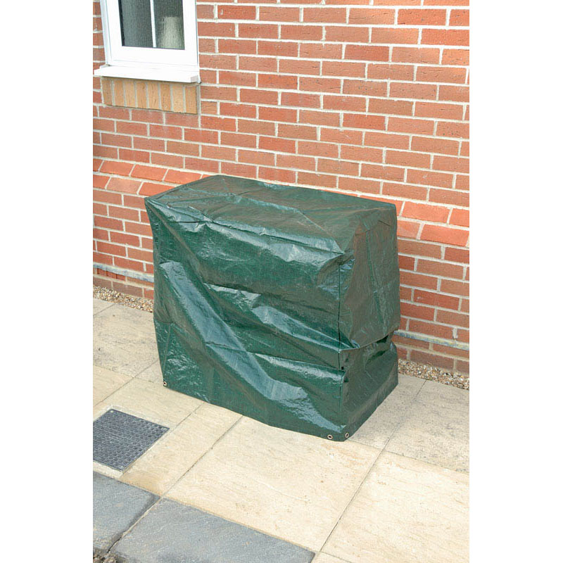 BARBECUE COVER - 1500 x1000 x 1250MM   (AHA)