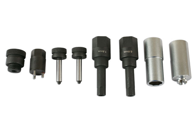 Common Rail Diesel Injector Repair Kit 8pc  (AH)