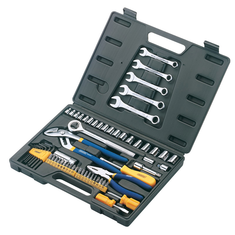 DIY SERIES 61 PIECE TOOL KIT   (AHA)