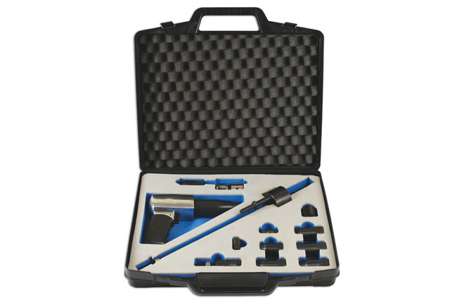 Diesel Injector Extractor with Air Hammer & Adaptors