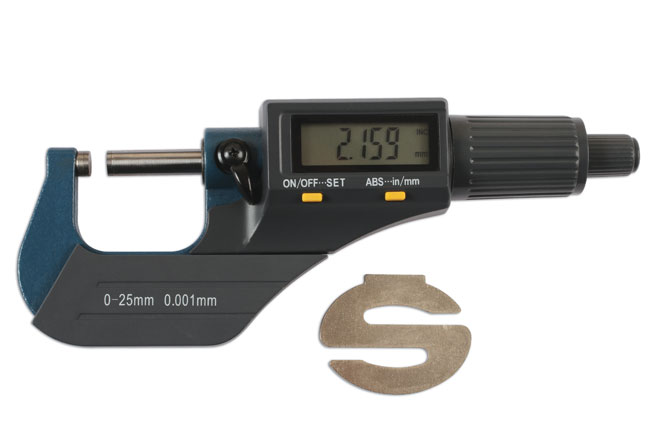 Digital Micrometer  (6-20)