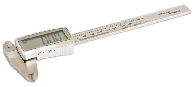 Digital Vernier Caliper With Extra Large Display  (AH)