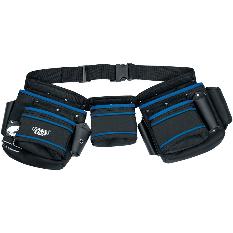 Double Pouch Tool Belt   (cd)