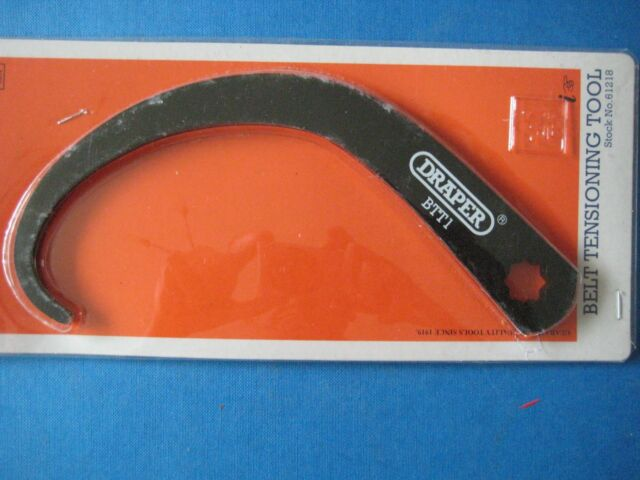 Draper Belt Tensioning Tool, Altenator or Starter Tool,13mm, 61218, Brand New  (CD)