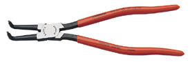 85MM - 140MM J41 KNIPEX 90¼ BENT INTERNAL CIRCLIP PLIERS  (G)