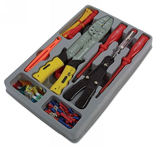 Electrical Repair Crimping Kit   (AHA)