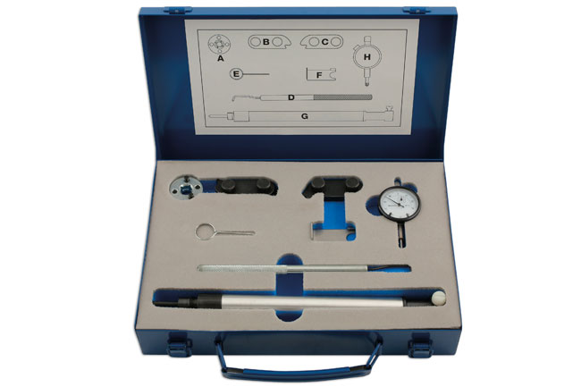 Engine Timing Tool Kit - VAG 1.8/2.0 4v TFSI   (AHC)