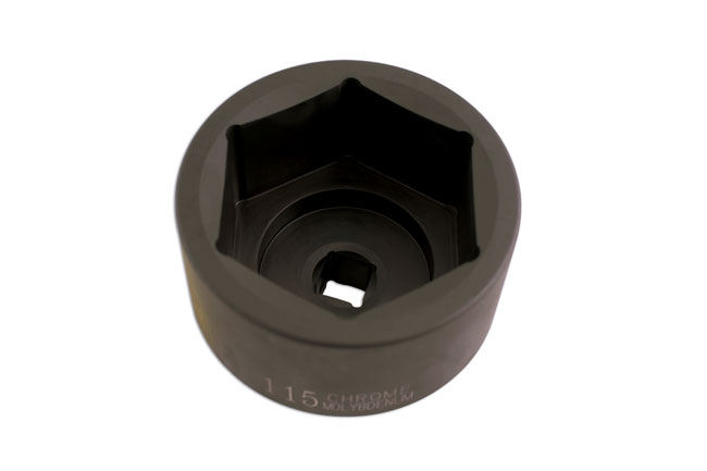 Hub Nut Socket 115mm Daf/Volvo   (AHC)