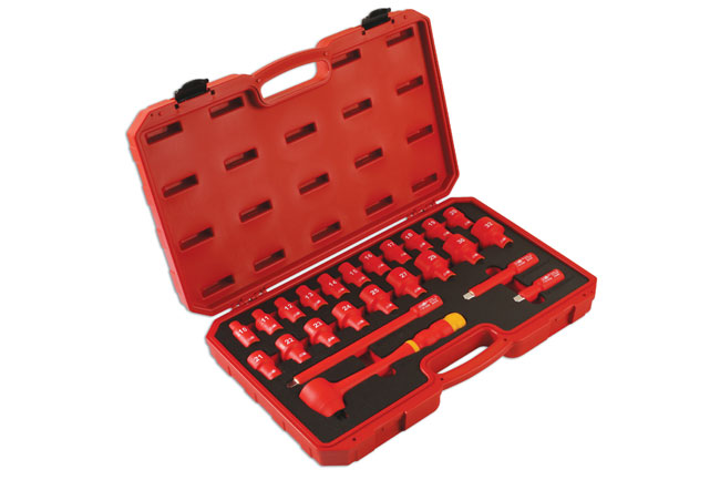 "Insulated Socket Set 1/2""D 24pc   (AHc)"