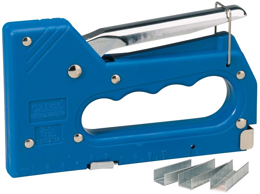 LIGHTDUTY STAPLE GUN OR TACKER   (AHA)