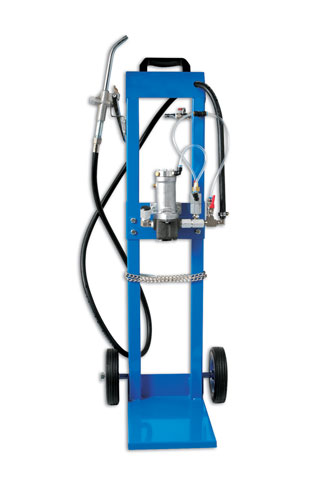 Mobile Lubrication Unit  (AHC))