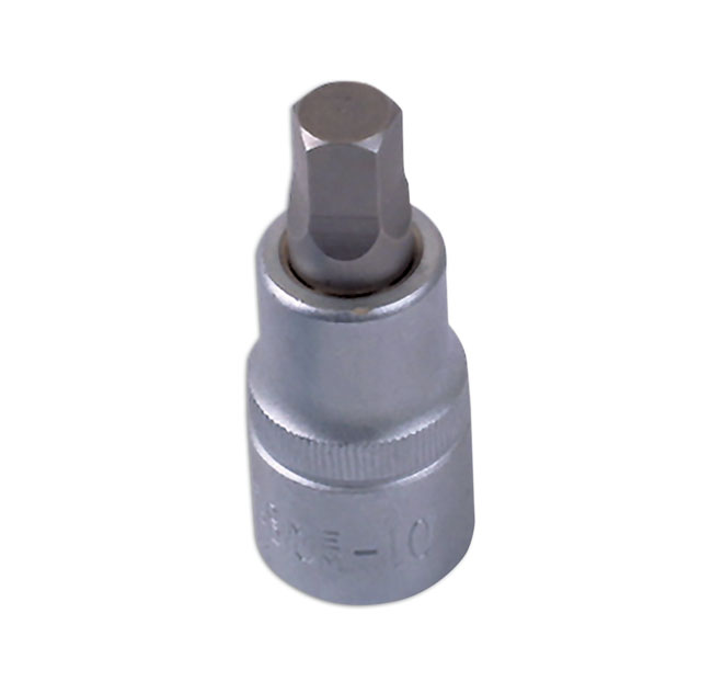 "Pentagon Socket Bit - 10mm 1/2""D   (AH)"