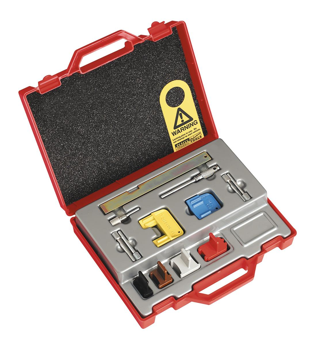 Petrol Twin Cam Setting  Locking Tool Kit  (AH)*
