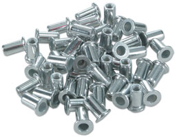 Riveting Nuts 4mm x    50 pc        (G)