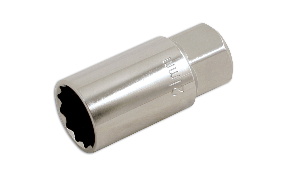 Spark Plug Socket - 21mm Bi-Hex   (AHA)