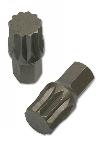 Spline Bit M14 30mm 2pc  (AH)