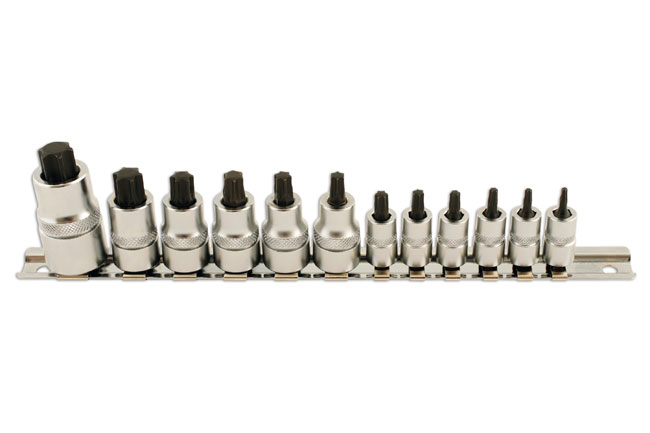Star Bit Set 12pc  (AHA)