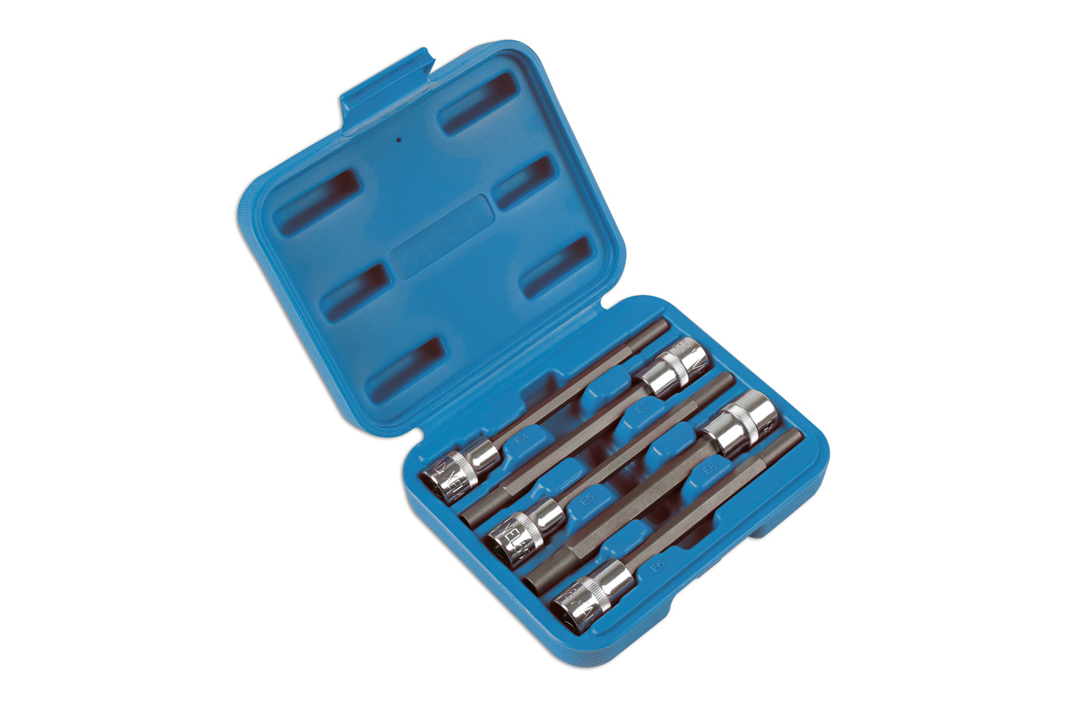 "Star Socket Set E4-E8 3/8""D     (AHA)"