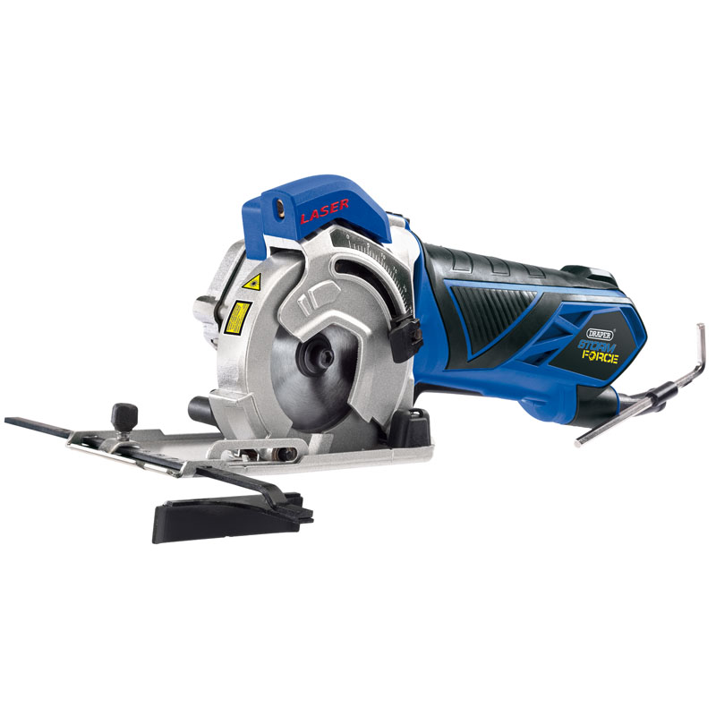 Storm Force® Mini Plunge Saw (600W) (AHC)
