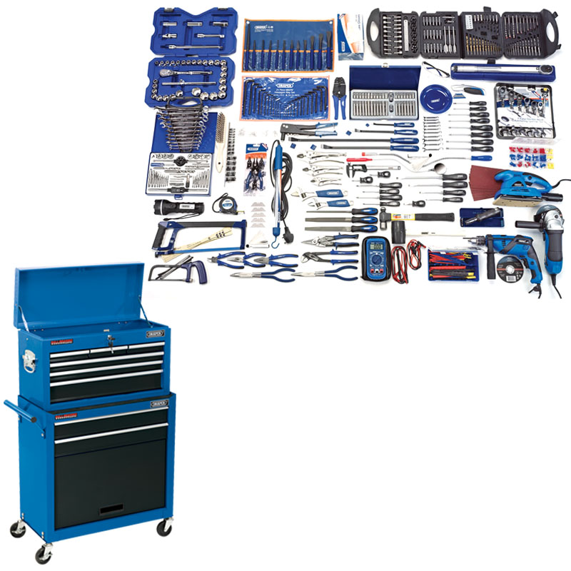 Workshop Professional Tool Kit (B) (AHA)