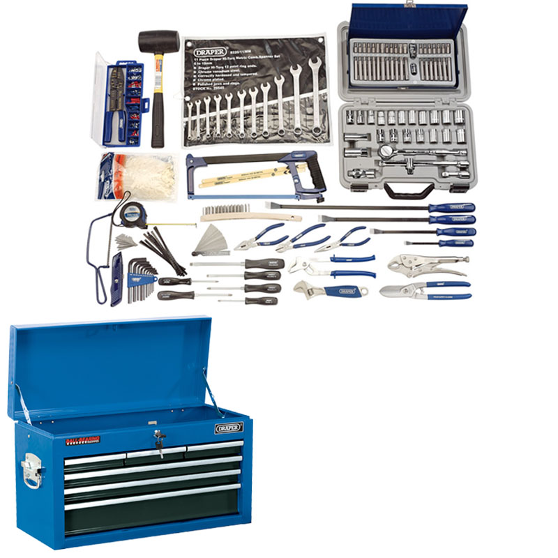 Workshop Tool Chest Kit (A) -(AHA)