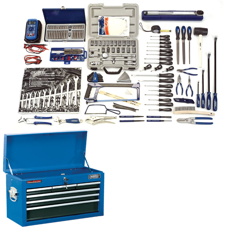 Workshop Tool Chest Kit (B)  (AHA)