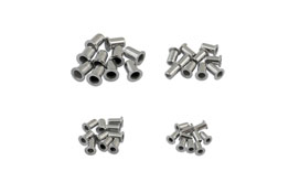 LA5869 Nut Rivet Set - 10pc x 4  - 40pc    (G)
