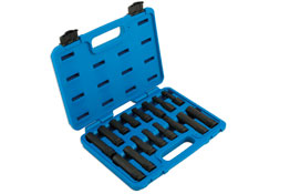 5982| Locking Wheel Nut Master Key Set 16pc   (E)