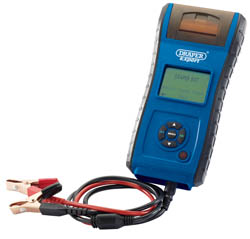 : BATTERY DIAGNOSTIC TOOL/PRINT WITH BUILT-IN PRINTER 	(AH)