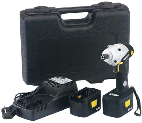 Draper 14.4V Cordless Impact Driver (Old Version) by Draper   (AHA)