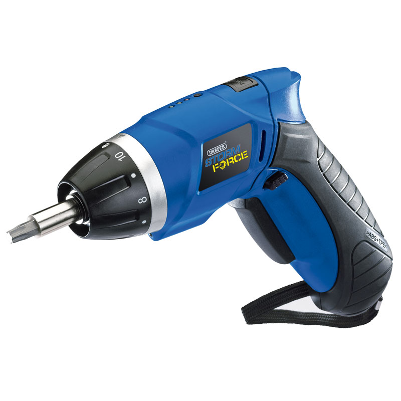 NEW Storm Force® Cordless Li-ion Screwdriver Kit (3.6V)  (AHA)