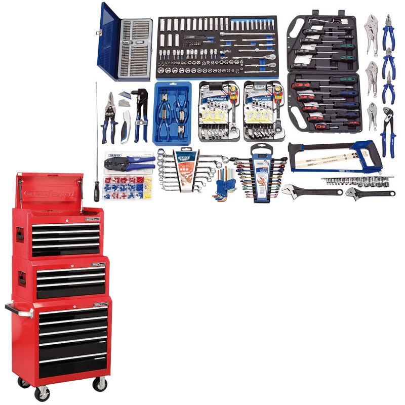 Workshop Deluxe Tool Kit (A)   (AHcc)