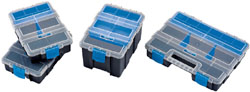 .: 4PC ASSORTMENT ORGANISER SET  (G)