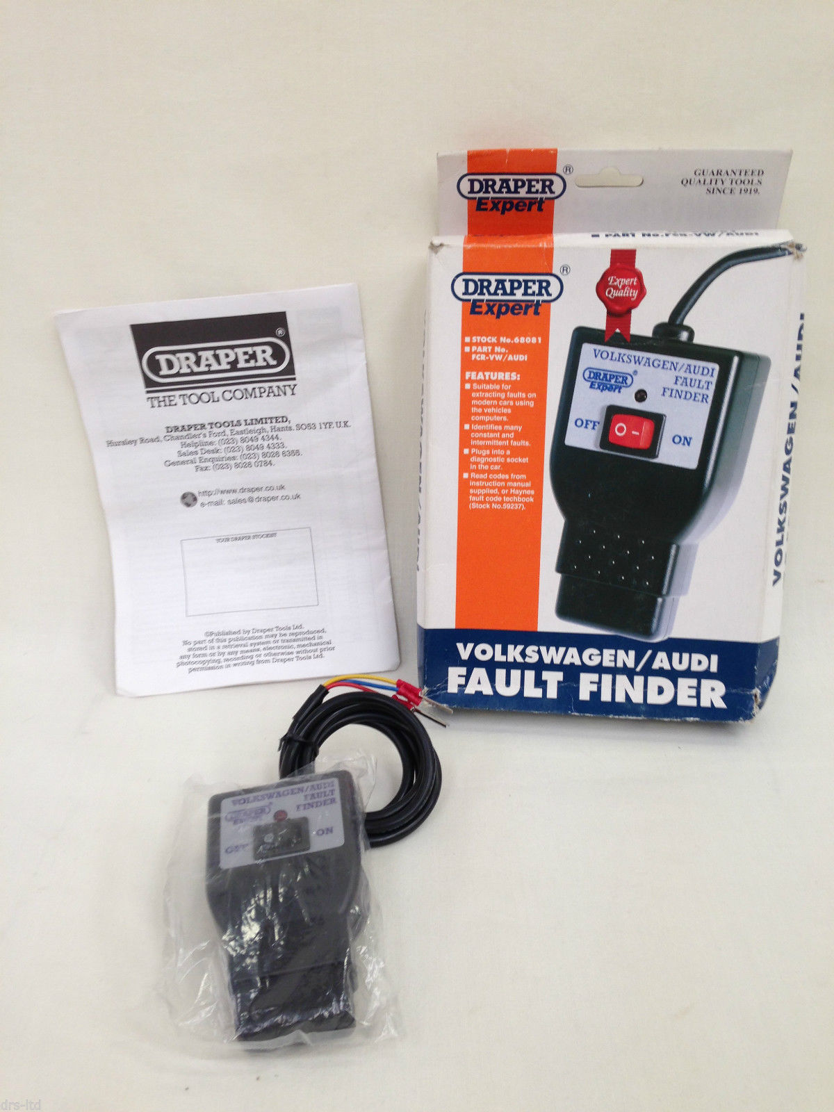audi | tools in stock, uk, selling draper tools, sealey tools