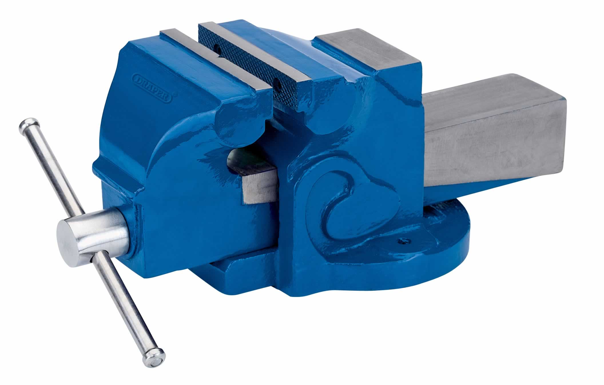 125MM ENGINEERS BENCH VICE  (G)