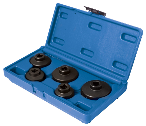 Oil Filter Wrench Set 5pc