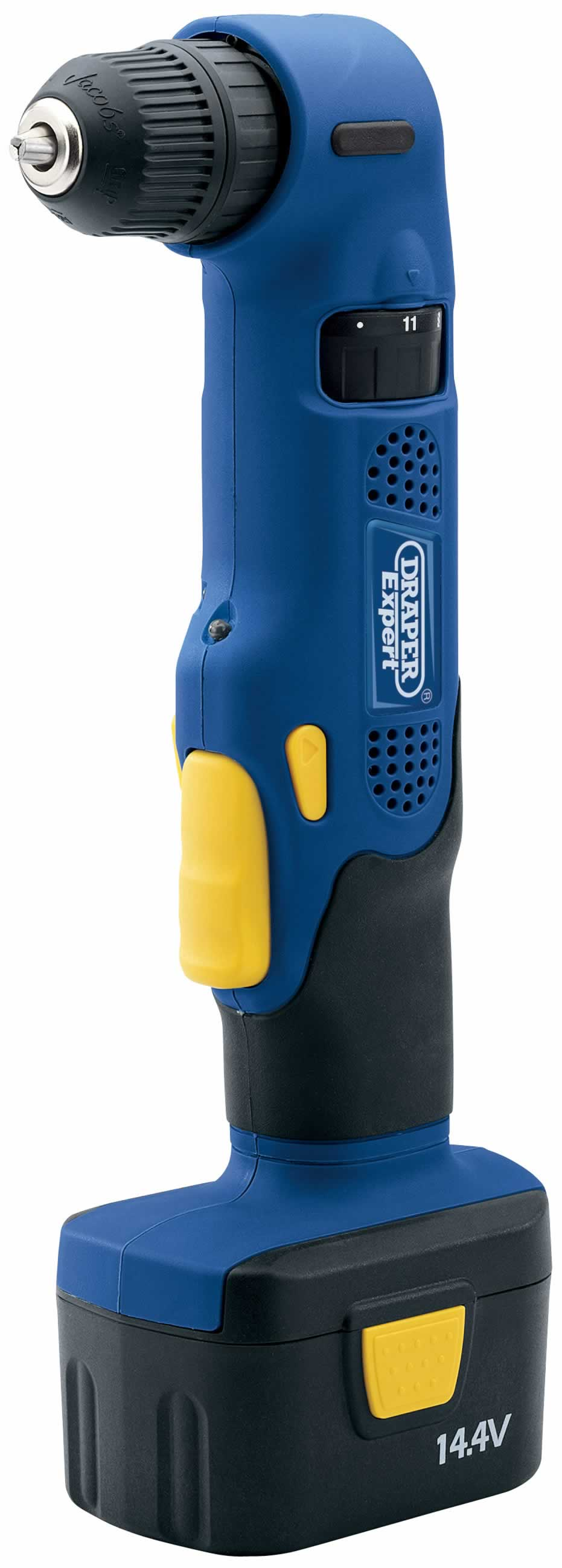 EXPERT 14.4V CORDLESS ANGLE DRILL/DRIVER WITH ONE NI-CD BATTERY  (AHA)