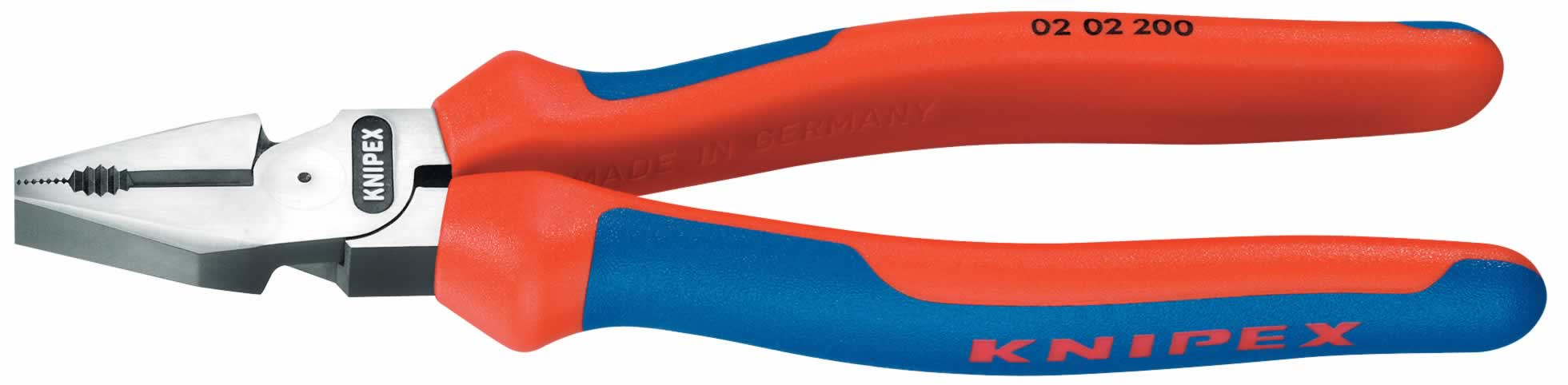 KNIPEX 200MM HIGH LEVERAGE COMBINATION PLIERS      (G)