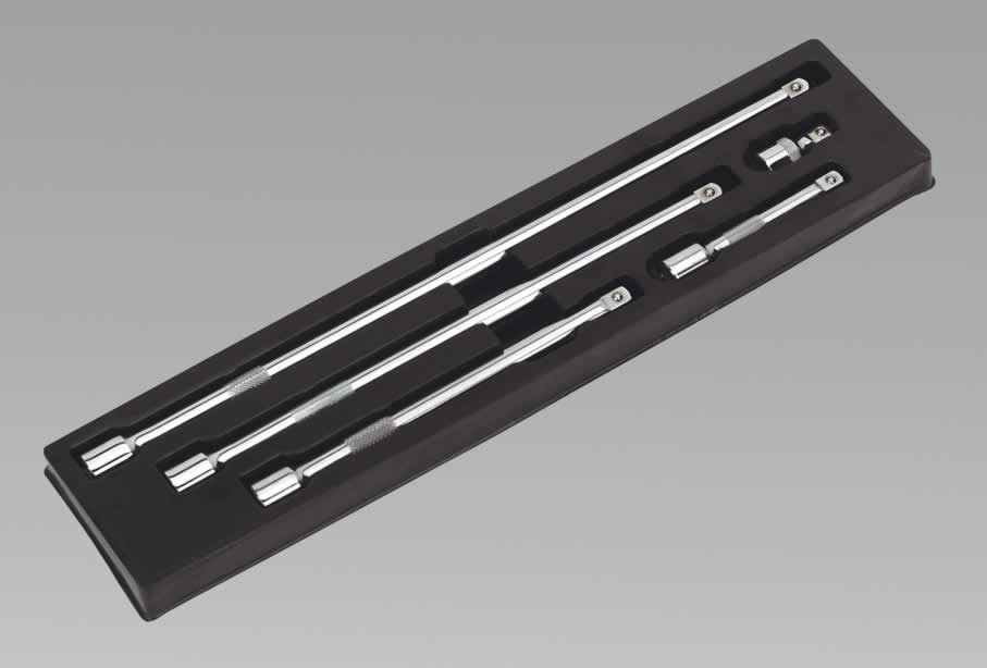 "Extension Bar Set 5pc 1/2""Sq Drive"