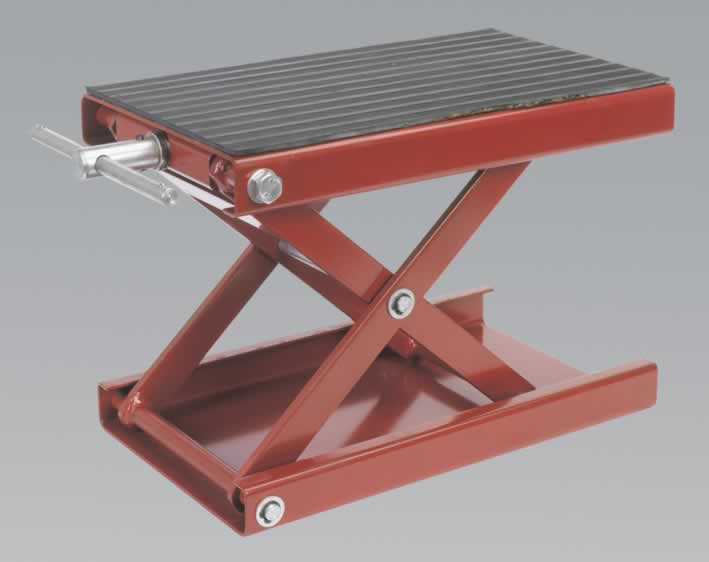 Scissor Stand for Motorcycles 450kg