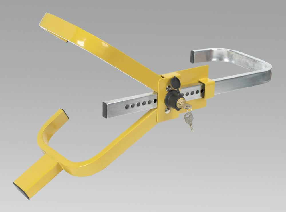 Wheel Clamp  (CC)