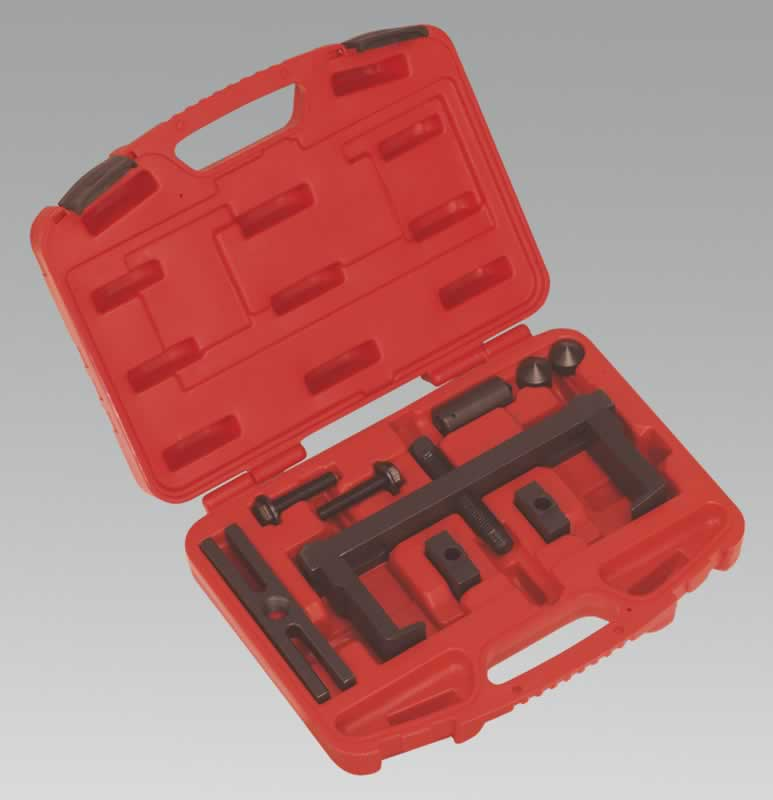 Crankshaft Pulley Removal Tool Set 14pc